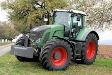 Tractor Fendt 936 Vario power