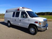 2014 Ford E350 LEADER AMBULANCE