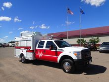 2015 Ford FIRE RESCUE TRUCK