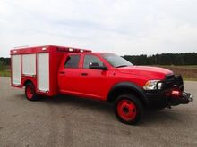 2012 Dodge RAM Fire Rescue