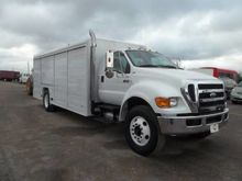 2009 Ford F750 SD Beverage Truc