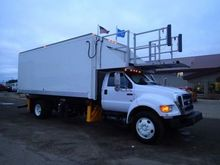 2009 Ford F-750 Airport Truck