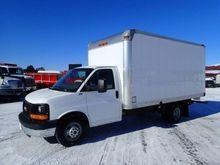 2012 GMC Express Cargo Van