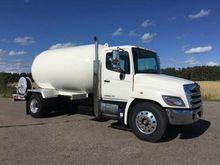 2015 Hino Trucks Amthor Propane
