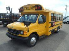 2015 Ford E450 School Bus