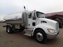 2015 Kenworth Trans-Tech Fuel T