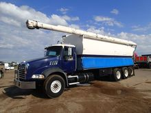2006 Mack Trucks Granite Bulk F
