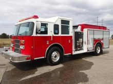 2011 Pierce Saber Pumper/ Tanke