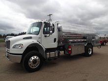 2014 Freightliner® Tanker