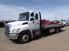 2016 Hino Trucks Century Rollba