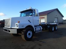 2001 Volvo WG Cab  and  Chassis
