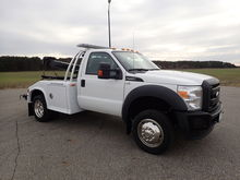 Ford F  Super Duty Century Tow Truck X