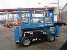 2006 Genie GS2668RT