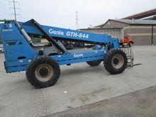 Used 2007 GENIE GTH-