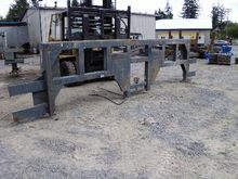 Combilift spreader bar with no