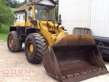 Used Hanomag 44 C in