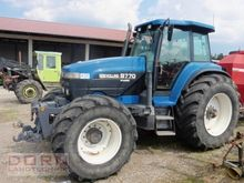 Used Holland 8770 in