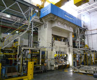 1200ton Schuler Blanking Press