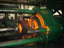 2500mton Hydraulik Duisburg Alu
