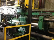 1250 ton Watson-Stillman Extrus