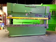 Komatsu Hydraulic Press Brake