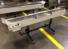 Datatech 6 ft. x 8 in. Conveyor