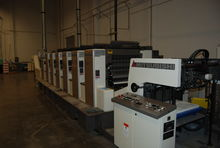 2006 Mitsubishi Offset press