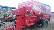 Used Zago King 11NY