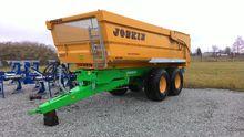 2013 Joskin Trans-Cap 5500/15 B