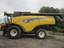 2010 New Holland CX8080