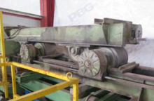 SteelMec L 2,5 Mt 2 Turning rol