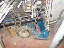 Welding machine for polyethylen