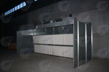 2012 Spray Booth with suction s