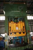 Clearing 650 ton Press