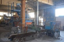 Concrete floor production line