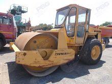 DYNAPAC CA 25 Drum compactor
