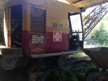 RUSTON 22 RB Excavator