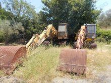 FIAT ALLIS FE 28 Excavator