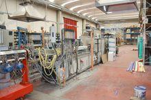 Extrusion lines, maintenance eq