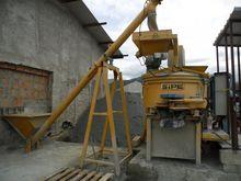 2007 SIPE TTM 502 Concrete-mixi