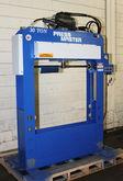 """30 Ton 12"""" Stroke Pressmaster H"""