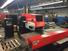"1993 22 Tons 40"" Throat Amada A"