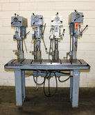 4 Spindles Clausing 1668 MULTI-