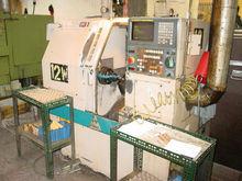 Miyano LX-01 CNC LATHE, Fanuc 1