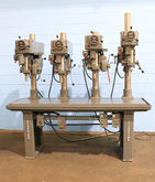 4 Spindles Clausing 22V MULTI-S
