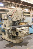 """1952 80"""" Table 30HP Spindle Cin"""