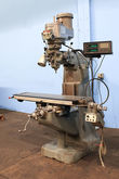 """1982 48"""" Table 2HP Spindle Brid"""