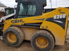 Used Gehl Skid Steer Loaders For Sale In Wisconsin Usa Machinio