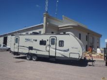 2016 FOREST RIVER MOBILE HOME