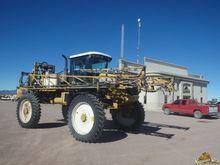 2001 AG-CHEM ROGATOR 854